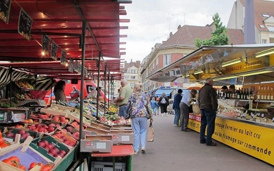 Market of Beauvais